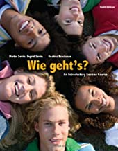 By Dieter Sevin Wie geht's? (10th Edition)