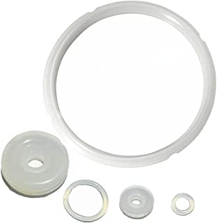 Silicone Sealing Ring and Pressure Cooker Gaskets for 6 qt and 5 qt – Set of 5