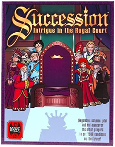 Succession IMP YMG001 by Your Move Games