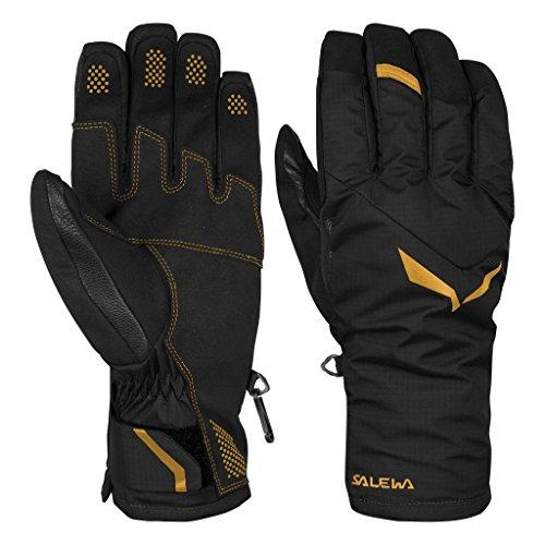 Salewa Ortles Ptx/Prl Gloves Guanti - Nero (Nero) - L