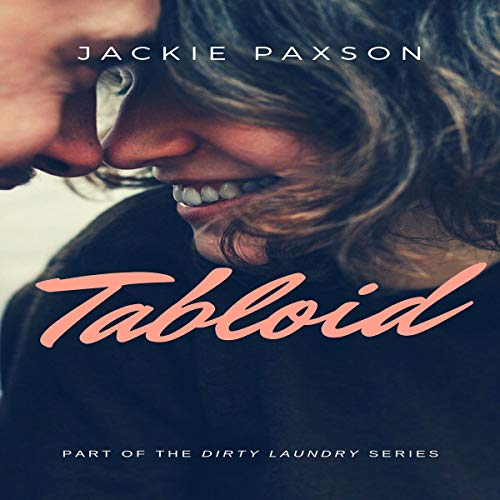 Tabloid audiobook cover art
