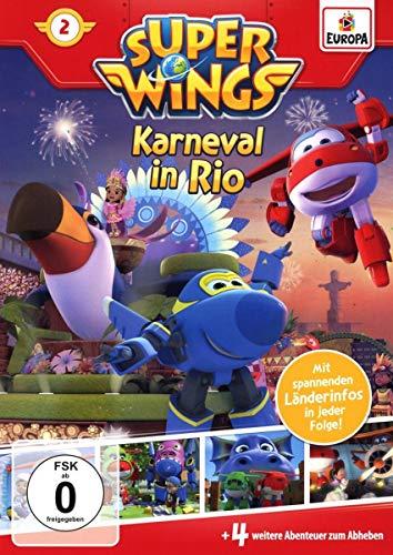 Super Wings 2 - Karneval in Rio