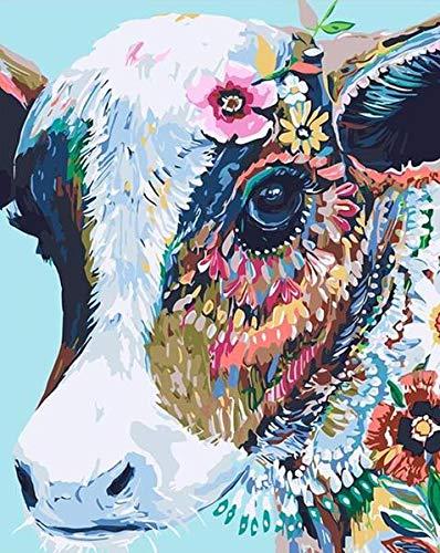 Pintura digital al óleo Diy por kits de Bumbers pintura acr