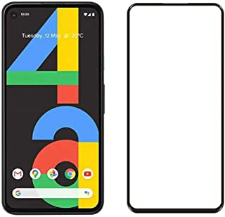 AREDING Google Pixel 4a Screen Protector, Tempered-Glass Film [Full-Coverage] [Easy Installation] [Case-Friendly] [Scratch...