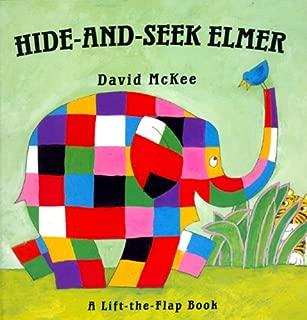 Hide-And-Seek Elmer (Elmer Books)