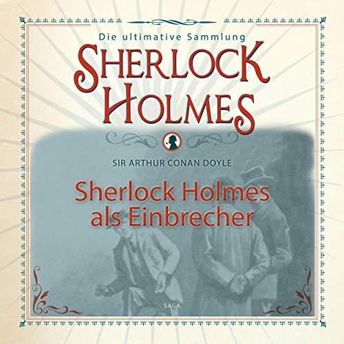 Sherlock Holmes als Einbrecher Titelbild