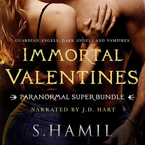Couverture de Immortal Valentines: Paranormal Super Bundle