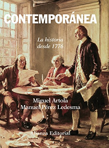 Contemporánea: La historia desde 1776 (El Libro Universitario - Manuales)