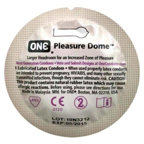ONE PLEASURE DOME 60 PACK