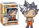 ¡Popular! Anime: Dragon Ball Z - Figura de Vinilo Coleccionable de Goku (Ultra Instinct) de la Serie...
