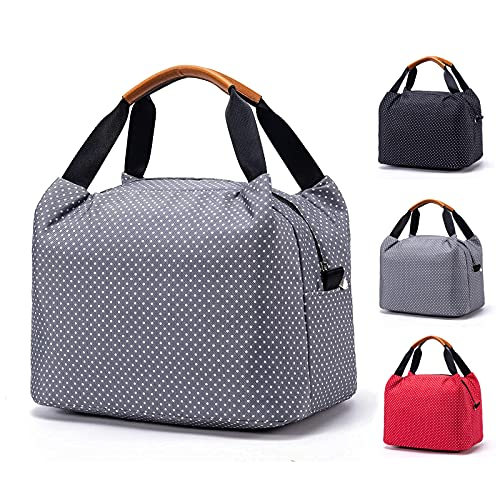 (56% OFF) CALIYO Lunch Bag for Women, Reusable Insulated Lunch Box $6.52 – Coupon Code