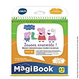 VTech Magibook-Peppa Pig, 480405 - Version FR