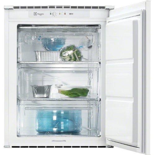Electrolux Rex CI1001 Upright Undercounter White à + 70L Congélateur – freezers (Undercounter, vertical, right, a +, White, 4 *)