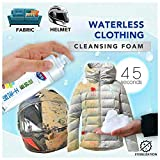 Cliramer Natural Decontamination Down Jacket Dry Cleaner, Waterless Clothing Cleansing Foam Detergent, Fast Powerful Cleaning, Fresh Smell - No Longer Worry About Cleaning