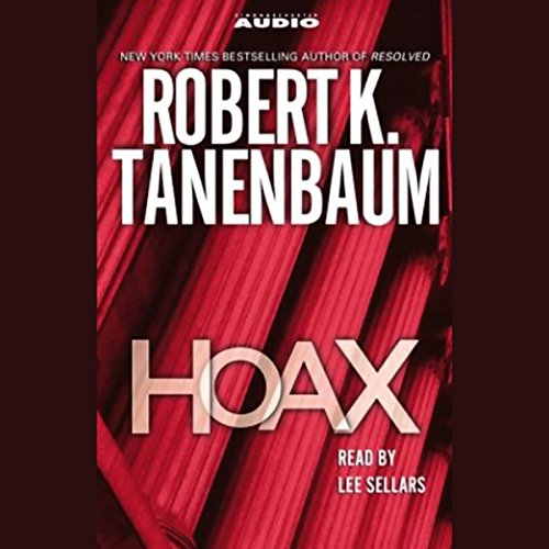 Hoax audiobook cover art