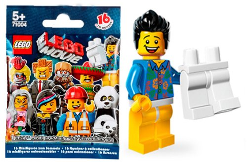 THE LEGO MOVIE - 71004 - WHERE ARE MY PANTS? GUY MINIFIGURE