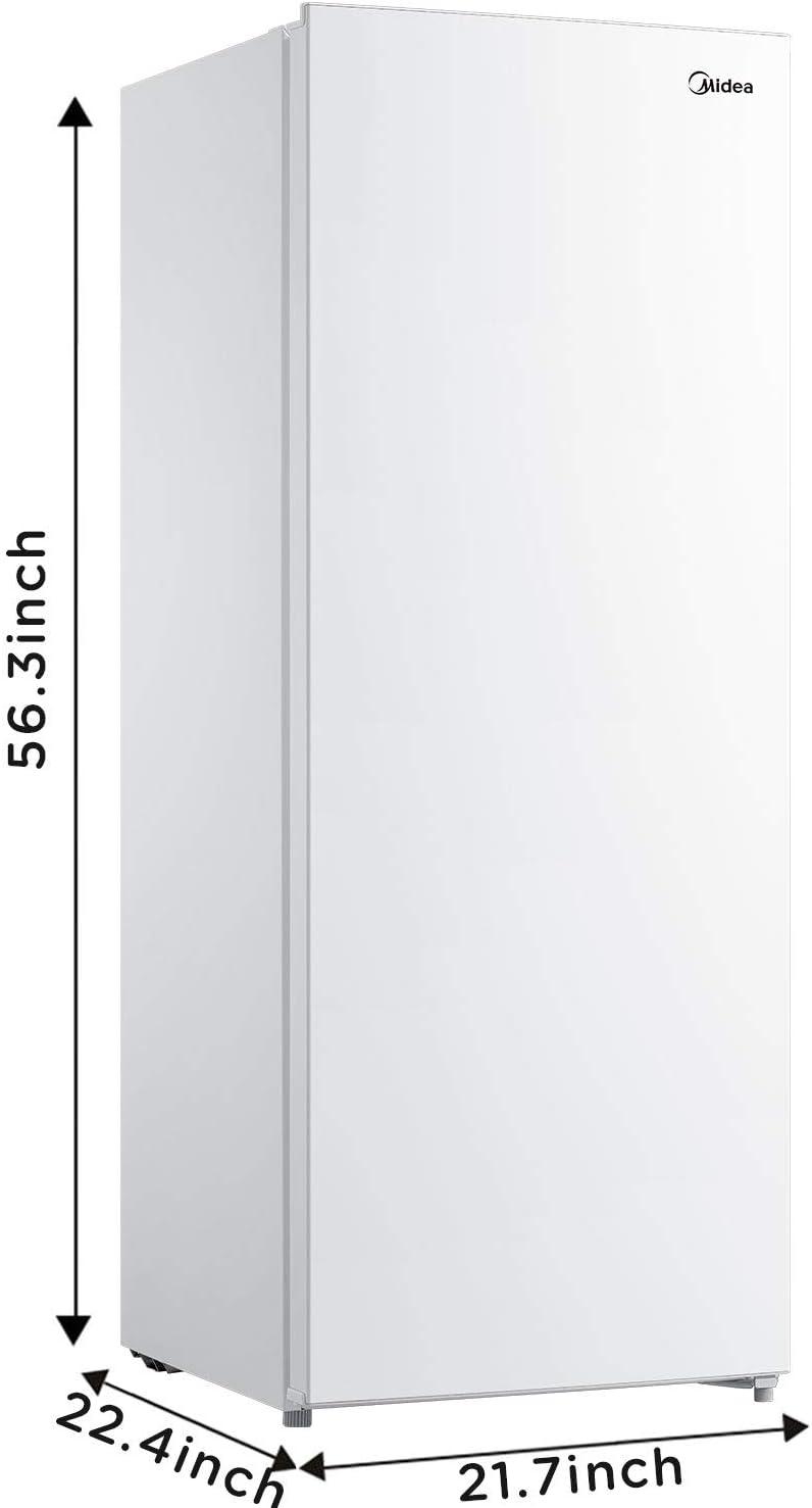 Midea MRU01M3ASL Freezer