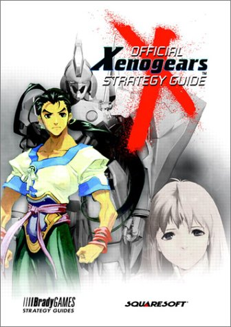 Official Xenogears Strategy Guide