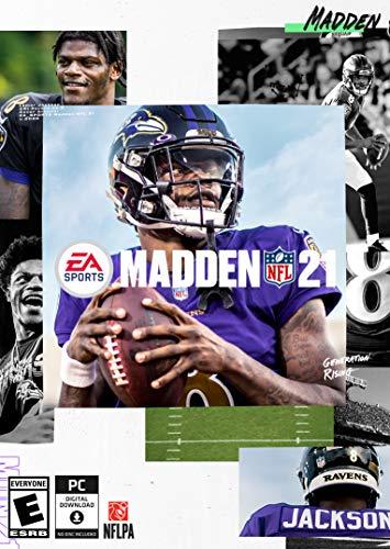 Madden NFL 21 Standard - PC [Online Game Code]