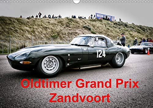Oldtimer Grand Prix Zandvoort (Wandkalender 2021 DIN A3 quer)
