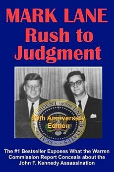 Rush to Judgment by [Mark Lane, Hugh Trevor-Roper]