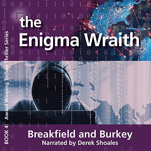 The Enigma Wraith Audiobook By Charles V. Breakfield, Roxanne E. Burkey cover art