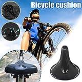 Goosuny Fahrradsattel, Cityrad Rennrad MTB Sattel,bequem, Unisex, gepolsterte Sitzfläche, wasserdicht, weich, atmungsaktiv für