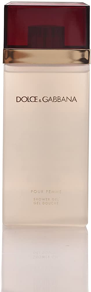 Dolce & gabbana pour femme shower gel 200ml 8161