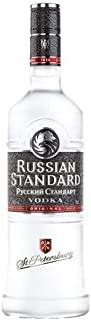 Russian Standard St Petersburg Vodka 700mL, 700 ml