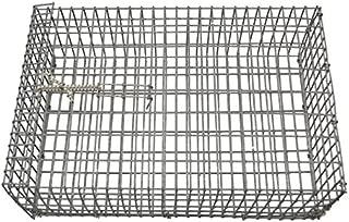 Bandito Bc06g Galvanized Chum Box, 4 X 8 X 12 Inches
