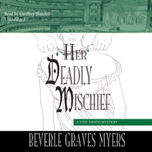 Her Deadly Mischief audiobook cover art