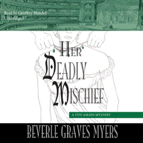 Her Deadly Mischief copertina