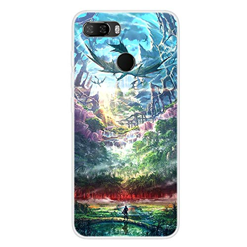 Litao-Case SC Case for Lenovo K5 play Case TPU Soft Cover Case 2