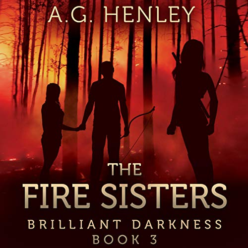 The Fire Sisters audiobook cover art