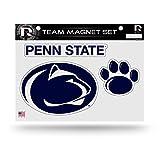 Rico Industries NCAA Penn State Nittany Lions Die Cut Team Magnet Set Sheet, 8.5 x 11-'