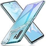 ESR Huawei P30 Pro Funda, Crystal Clear [Resistente al amarilleo] Ultra Slim Suave TPU Silicona...