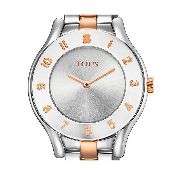 Reloj Tous Errold Bicolor 700350240