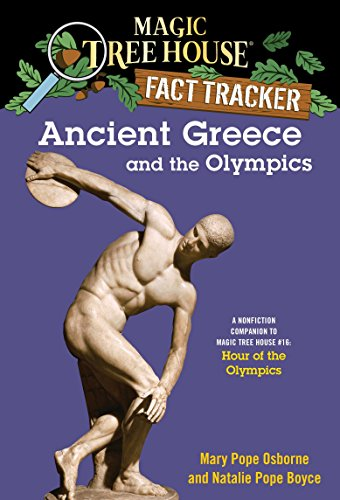 Ancient Greece and the Olympics: A Nonfiction Companion to Magic Tree House #16: Hour of the Olympics (Magic Tree House (R) Fact Tracker)の詳細を見る