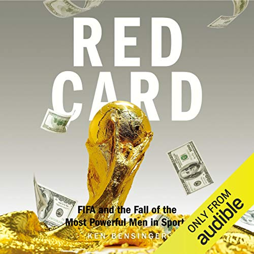 Red Card cover art