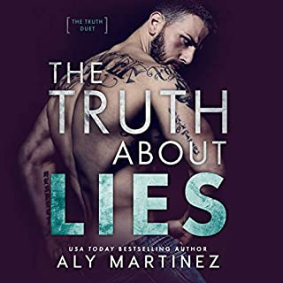 The Truth About Lies audiobook cover art