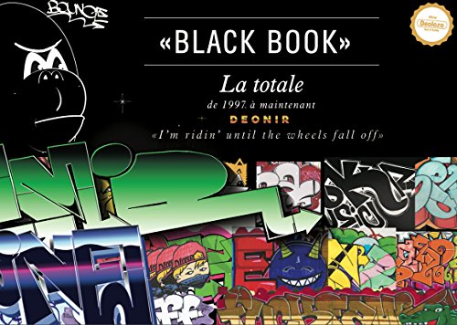 Black Book of Graffitis and draws: More than 300 graffitis
