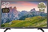 ハイセンス 32V型 液晶 テレビ HJ32K3120 ハイビジョン 外付けHDD裏番組録画対応 メーカー3年保証 2017年モデルの写真