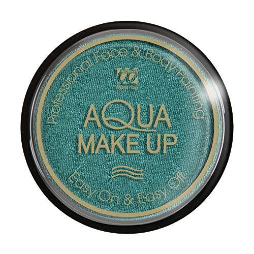 Widmann Aqua Makeup 15G - Metallic Green