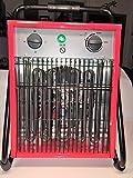 Radiateur de chauffage 9000 w bauheizer sécheur bauheizung générateur.