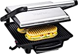 Tefal GC241D12 Meat Grill and Multifunction Panini, 2000 Watts and Vertical Storage