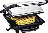 tefal gc241d12 gril viande et panini multifonctions, 2000watts et rangement vertical