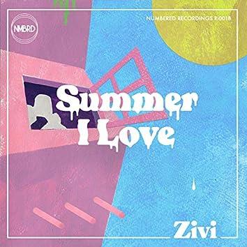 Summer I Love