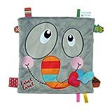 Label-Label- LL-FR1232   Friends carré Eléphant