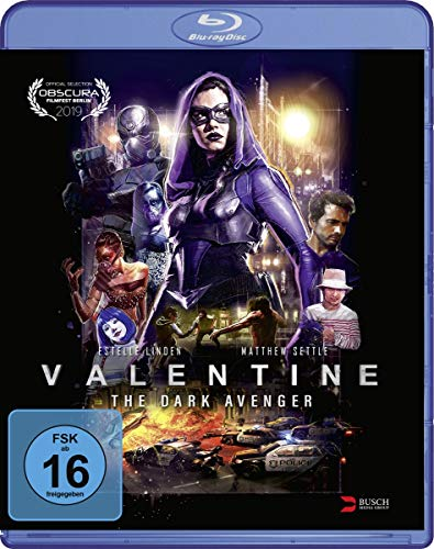 Valentine - The Dark Avenger [Blu-ray]