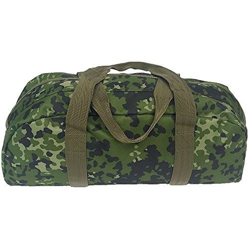 Armeeverkauf BW Mechanikertasche Tragetasche Sporttasche wasserdicht mit Henkeln (dänischtarn)